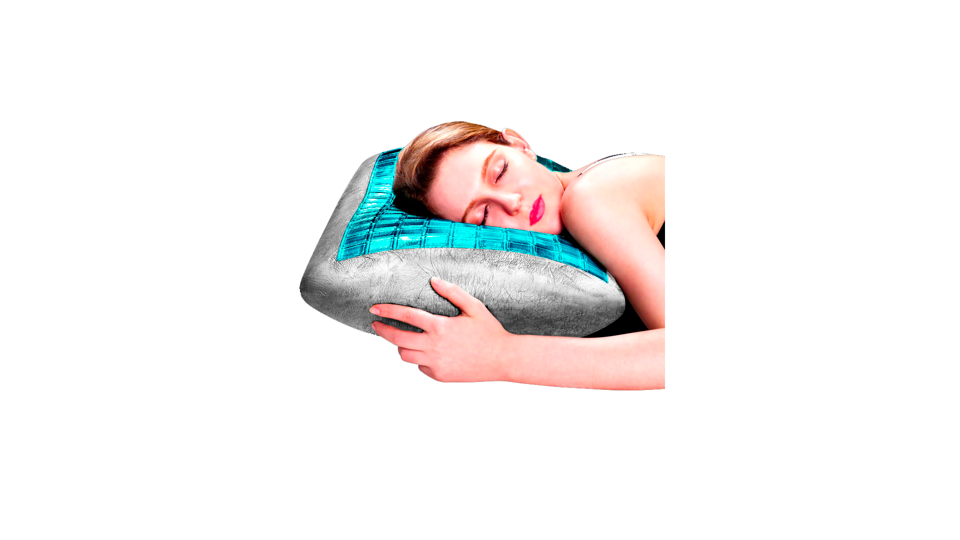 JAHVERY gel pillow deals with insomnia particularly and makes you sleep more comfortably.